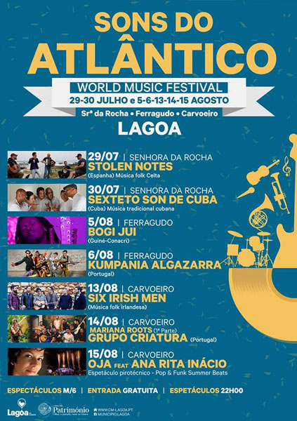 Sons do Atlântico | World Music Festival