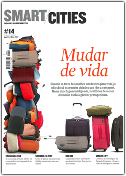 Artigo da revista Smartcities #14